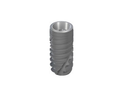 BLX Implant, Ø 3.5mm RB, SLA® 8mm, Roxolid®