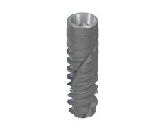 BLX Implant, Ø 3.5mm RB, SLA® 12mm, Roxolid®