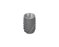 BLX Implant, Ø 3.75mm RB, SLA® 6mm, Roxolid®