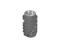 BLX Implant, Ø 4.5mm RB, SLA® 8mm, Roxolid®