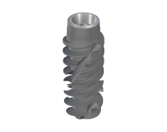 BLX Implant, Ø 4.5mm RB, SLA® 12mm, Roxolid®
